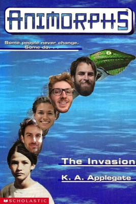 Cover art for Episode 1 - The Invasion