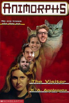 Cover art for Episode 2 - The Visitor