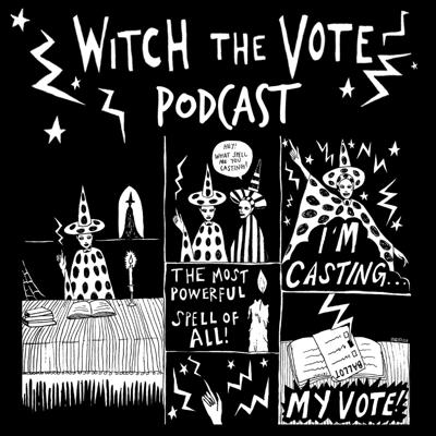 Cover art for Episode 2: Witches are the Superheroes!