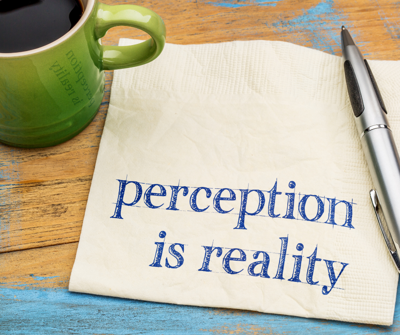 Cover art for The Power of Perception