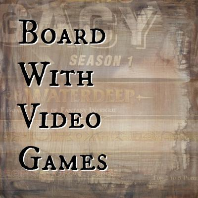 Board with Video Games