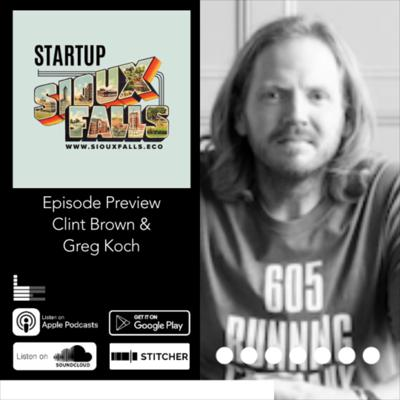 Cover art for Startup Sioux Falls LIVE with Greg Koch