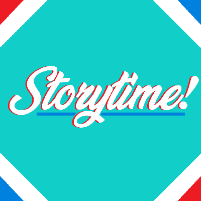Cover art for Story Time - Week 8