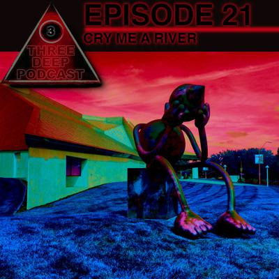 Cover art for Episode 21 -