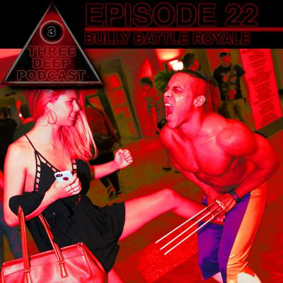 Cover art for Episode 22 -