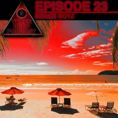 Cover art for Episode 23 -