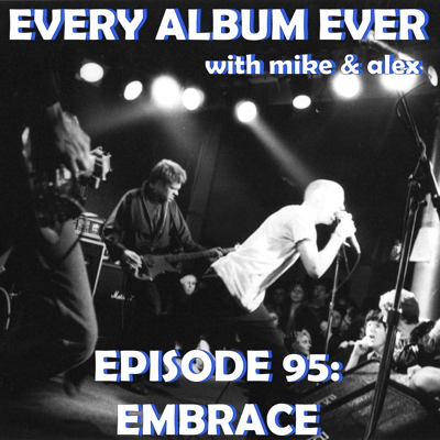 Cover art for Episode 95: Embrace