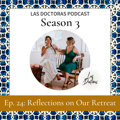 Cover art for Ep 24: Reflections On Our Retreat