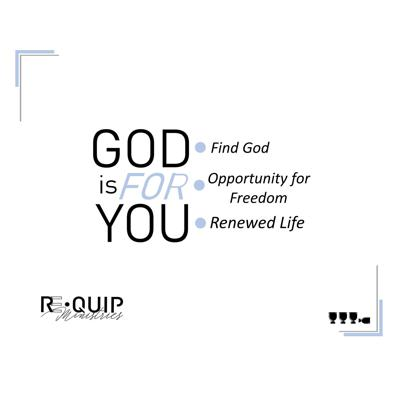 Cover art for God is FOR you - Find God (Part 1)
