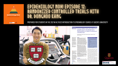 Cover art for Ep.12: RCT with Dr. Dong-Woo Kang
