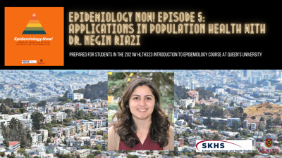 Cover art for Ep.5: Applications in Population Health with Dr. Negin Riazi
