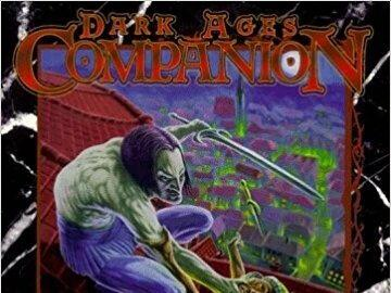 Cover art for Episode 8: Dark Ages Companion