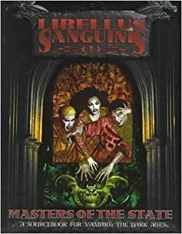 Cover art for Libellus Sanguinis 1: Masters of the State
