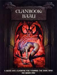 Cover art for Clanbook: Baali