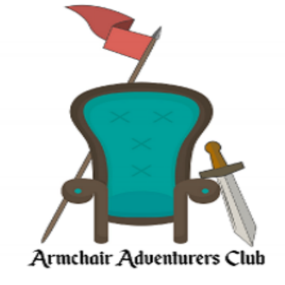 The Armchair Adventurers Club gathered together to tell stories, build worlds, and to have a good time. Pull up a chair and join us!