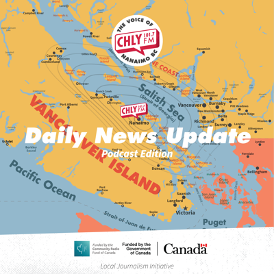 Daily News Update from CHLY 101.7FM