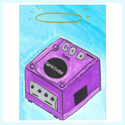 God Plays GameCube