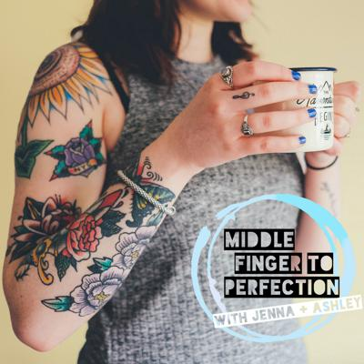 Raise those middle fingers up high because perfect is an effing myth! Gather 'round for badass guests, empowering conversations, and plenty of room to be our bold, imperfect selves brought to you by two proud recovering perfectionists, Jenna + Ashley of Eff Perfect.