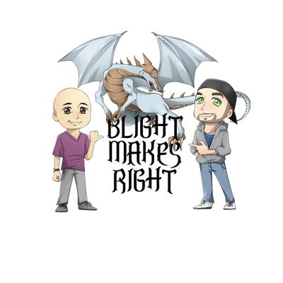 Blight Makes Right