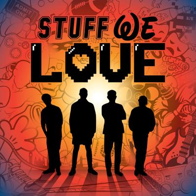 Welcome to the Stuff We Love Podcast! We discuss movies, music, sports, video games, travel, Disney and more!