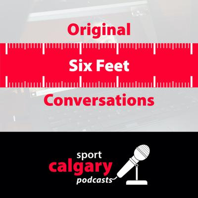 In light of COVID-19, Rob Kerr is connecting with Calgarians across the city to tell their stories and experiences in sport. Because being six feet apart doesn't mean we can't spend time together.