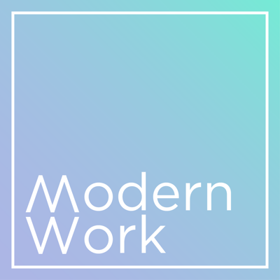 Welcome to the Modern Work podcast. I'm Katherine Conaway, and I talk to people around the world about the work they do & how they got there. Our interview topics include careers, childhood hobbies, education, entrepreneurship, office culture, work-life balance, remote work, digital nomads, apps, tools, processes, workflow, strategy, and more.