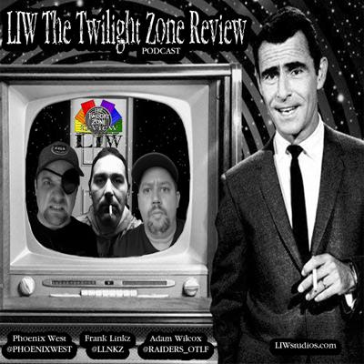 Comedian Phoenix West, Frank Linkz & Adam Wilcox review every episode of The Twilight Zone. This show is stand-up meets review show. Sobriety not guaranteed.