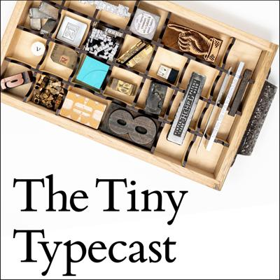 We have conversations about the history of printing and type paired with how this gives insight to people today. What does the past still have to teach us? And what are we learning fresh today about things that happened 20, 50, 500 years ago? Each episode, new guests. Hosted by Glenn Fleishman.