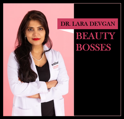 I'm Dr. Lara Devgan, and I'm a plastic surgeon in New York City, the CEO of Scientific Beauty, and of course, a major beauty enthusiast. You are listening to Beauty Bosses, where we chat with fellow industry leaders who are shaping beauty, fashion, wellness, and all things pretty.