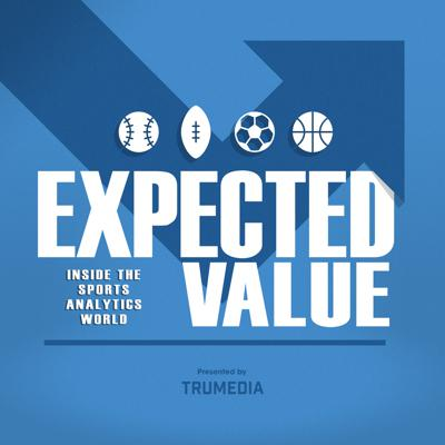 The Expected Value podcast takes you inside the sports analytics world, by talking with people who work for teams, media and other organizations. Conversations focus on what they do, how they do it, and how they got there. Baseball, football, soccer, basketball and more sports will be covered. Please subscribe and enjoy!