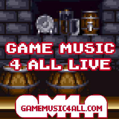 genoboost plays the latest and greatest game music remixes, chiptunes, and more.
