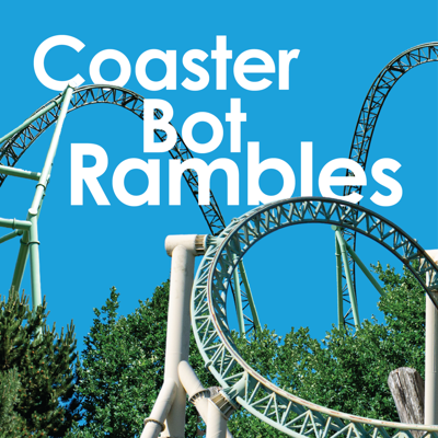 The rambles of theme park enthusiast Harry, and novice in all things roller coaster Zoe.