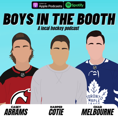 Boys in the Booth