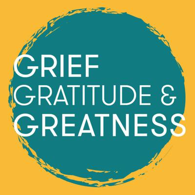 Grief, Gratitude and Greatness explores the different ways we grieve, the gratitude that allows us to keep going, and the greatness we attain, one conversation at a time. Essayist and coach Sarah Shaoul talks with guests who share compelling stories about loss and the lessons associated with their experiences. This podcast intends to provide inspiration for those in grief and those who are supporting others who are grieving. Episodes are released every two weeks on Tuesday mornings. Grief Gratitude & Greatness is a production of Recursive Delete Audio/Visual in Portland, Oregon. Learn more at griefgratitudegreatness.com .