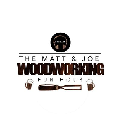 An hour or so of woodworking fun with Matt and Joe.