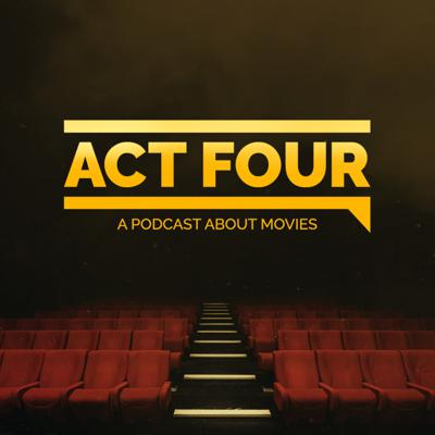 The Act Four Podcast is your go-to post-movie podcast. Basically, it's a podcast about movies. The good ones, the bad ones, and the ones people often forget. What makes a movie good? What makes a movie bad? If you could fix a movie how would you do it? These are all things that Peyton, Connor, and Joe tackle over the course of the podcast.