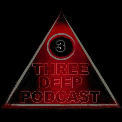 Each week on Three Deep Podcast our hosts and panelists put together a soundtrack to fit a given scenario or life event. Each episode comes with a companion playlist, available on Spotify the same day as each new episode's release! Three Deep Podcast is a show made for anyone with a love for popular music, so listen in for interesting facts about pop music history, opinions, and reviews, all with a comedic spin. Like share and subscribe wherever you listen to podcasts! As a bonus, Gus from @SugarFreeBeats provides well-crafted hip-hop instrumentals for the backing tracks of most transitions and cutaway segments. Hosted by: Kyle, James, & Kevin - (c) 2019 - Three Deep Studios