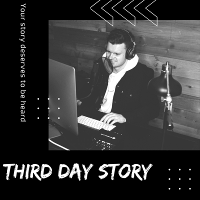 Third Day Story is a podcast to share the stories of common people doing uncommon things, to talk about overcoming adversity, and to encourage people to step out of fear. I truly believe that everyone has a story to share and everyone's story deserves to be heard.