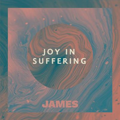 Cover art for JOY IN SUFFERING