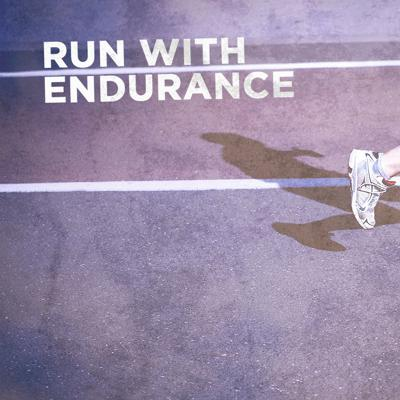 Cover art for Run With Endurance