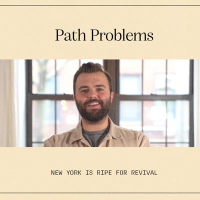 Cover art for Path Problems | Taylor Wilkerson