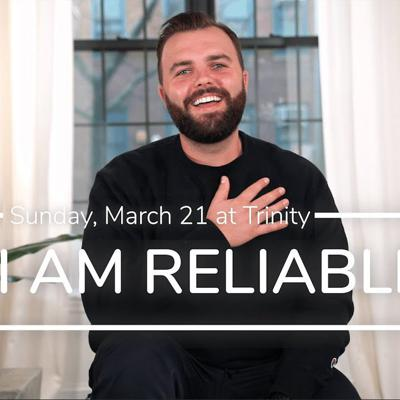 Cover art for I Am Reliable | Taylor Wilkerson