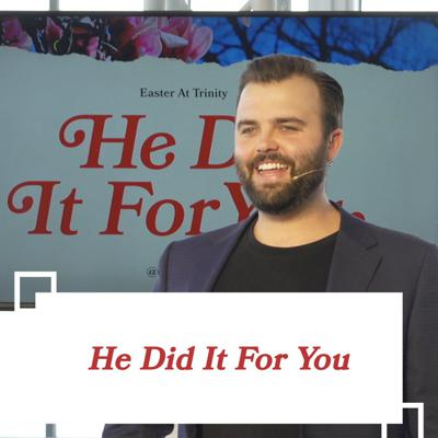 Cover art for He Did It For You | Taylor Wilkerson