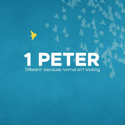 Cover art for 1 Peter 5:
