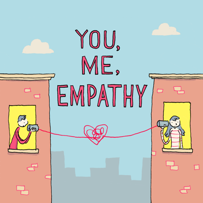 YOU, ME, EMPATHY, created and hosted by Non Wels, is a podcast about exploring the struggles we face in our day to day lives as humans trying to get by on this wondrous and overwhelming pale blue dot.  The intent of YOU, ME, EMPATHY is to talk openly, without judgment, about our mental health, our neuroses, our shared anxieties and worries, to create a dialog that is vulnerable and deeply human and empathetic—and to share that dialog with others to inspire emotional and cognitive collaboration and insight so we can, hand in hand, break down the stigma that make us feel shame and guilt for struggling, for feeling our feelings, for being feely humans.  (The You, Me, Empathy podcast is for informational and/or entertainment purposes only and is not a substitute for medical advice, diagnosis, or treatment.)