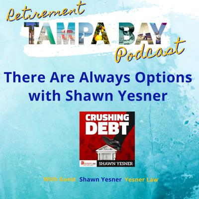 Cover art for There Are Always Options with Shawn Yesner