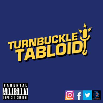 Cover art for Turnbuckle Tabloid-Episode 281