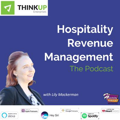 ThinkUp presents practical and immediately applicable Hospitality Revenue Management best practices - including exercises that make it happen. Topics will include:  revenue managementprofit optimizationsales, marketing and revenue convergencetotal revenue management  Join us weekly to keep pace with Hospitality Revenue Management!  DOWNLOAD SHOW NOTES