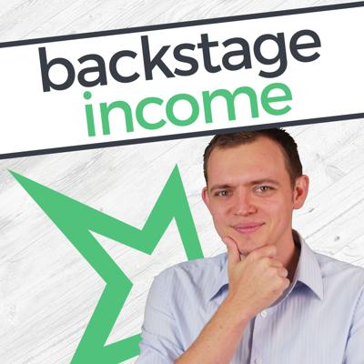Backstage Income | Behind the Scenes to Marketing & Growing Your Business