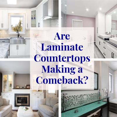 Cover art for Are Laminate Countertops Making a Comeback?
